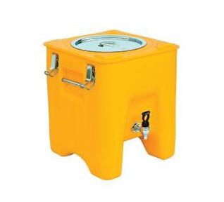 Термоконтейнер для напоїв 23л AT23 (к)