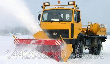 Все что вам требуется знать про уборку и вывоз снега в Киеве