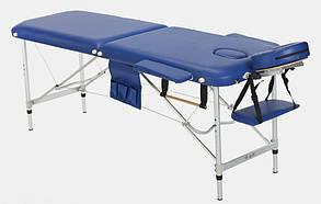 Массажный стол BodyFit, 2 сегментный,алюминьевый, фото 2