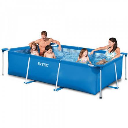 Каркасный бассейн Intex 28270 220х150х60 см, фото 2