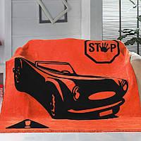 Плед RETRO CAR, 150*200