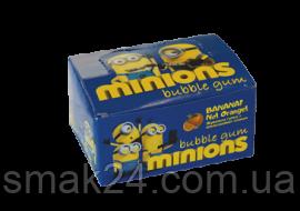 Жвачки (жевательные конфеты) Minions фруктовые 100шт Югославия