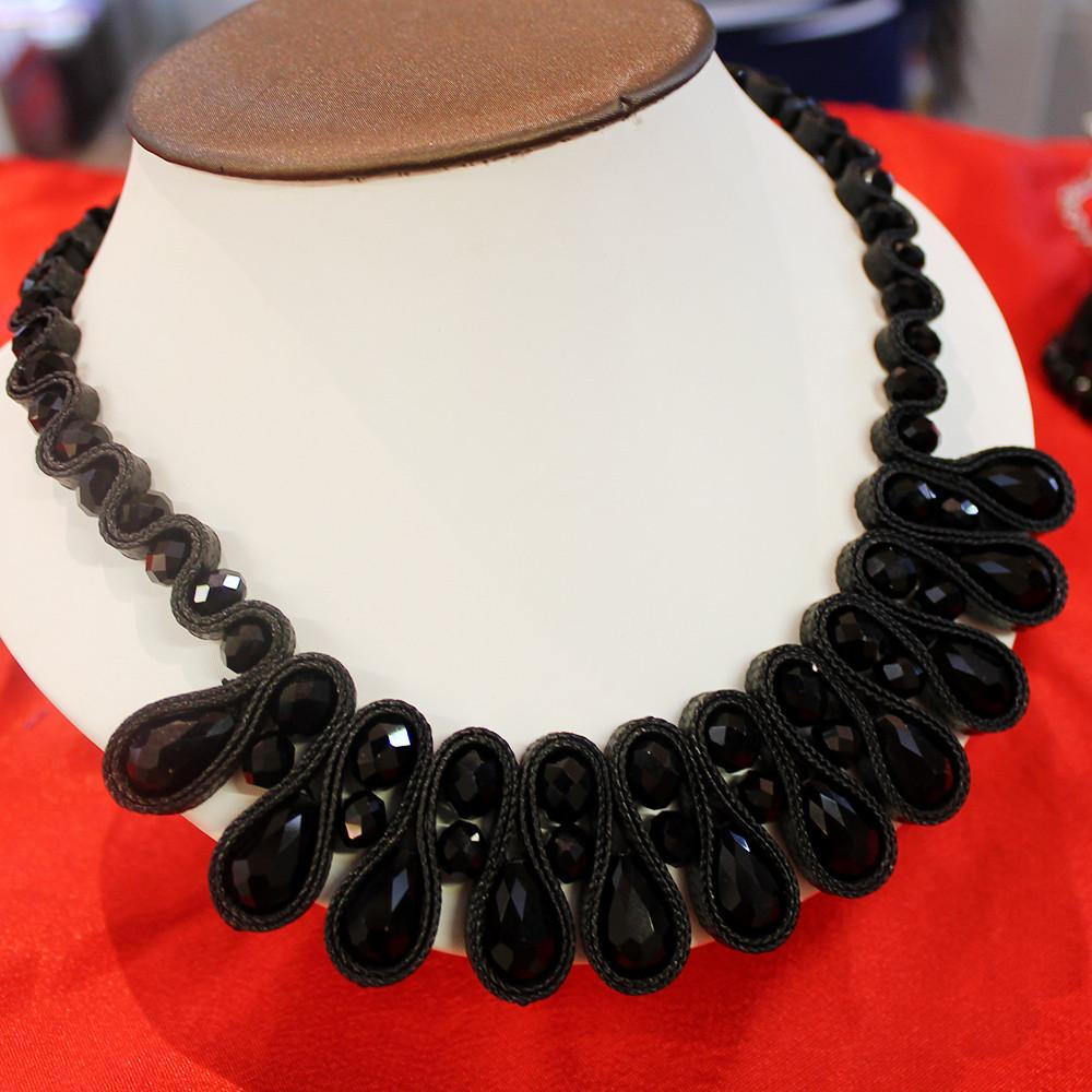 Ожерелье воротник на цепочке