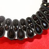 Ожерелье воротник на цепочке, фото 2
