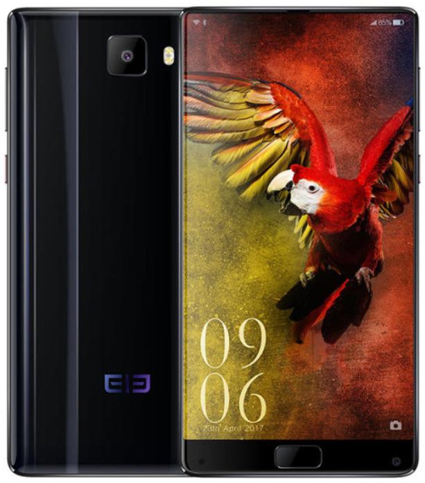 Elephone S8 4/64 Gb black