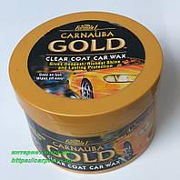 Полироль кузова с воском Карнауба Formula1 - серия GOLD, паста - 340гр
