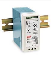DRC-40A Mean Well Блок питания с функцией UPS на DIN-рейку 40,02 Вт, 13,8 В/1,9 А, 13,8 В/ 1 А