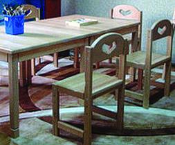 Столы и стулья растишки
