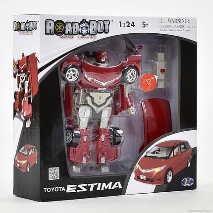 Трансформер RoadBot 53041 (18) свет, в коробке, фото 2