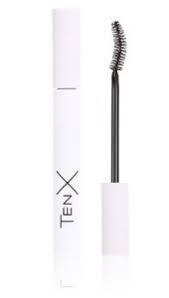 Тушь для ресниц TenX 72 Экстремальный объем черная