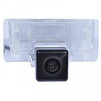 Штатная камера заднего вида Prime-X MY-8888. Nissan Teana/Maxima VII A35 2008+