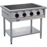 Плита электрическая 4-х конфорочная без духовки ПЕ-4