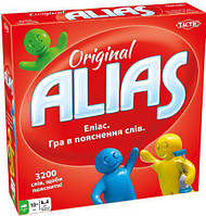 Tactic 54335 Игра настольная Alias Original Еліас Гра в пояснення слів