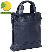 Мужская кожаная сумка формата А4 вертикального типа Tofionno TF007715-221
