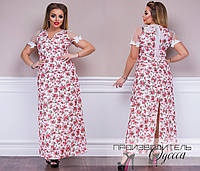 Женское платье Цветы