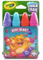 П,,Мелки Crayola ( Крайола) Very Berry Chalk, Оригинал (США)