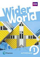 Wider World 1 Active Teach