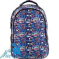 Школьный ортопедический рюкзак GoPack GO18-133M (5-9 класс), фото 1