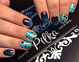 Набор конфети  12 в 1 ,Beauty Sky для дизайна ногтей номер 3, фото 7