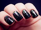 Набор конфети  12 в 1 ,Beauty Sky для дизайна ногтей номер 3, фото 8