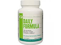 Витамины DAILY FORMULA 100таб витамины+минералы