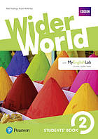 Wider World 2 Student's Book with MyEnglishLab