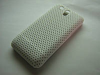 Чехол-бампер HTC A6363 Legend (G6) White