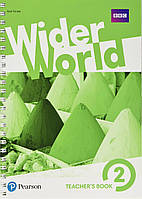 Wider World 2 Teacher's Book with DVD-ROM + MyEnglishLab + Extra Online Homework, фото 1