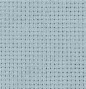 Aida Zweigart 18 ct. Fein-Aida 3793/5020 Dove Dark Blue (темно голубой) - 50*55 см