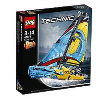 Lego 42074 Technic Гоночная яхта.