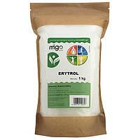 Эритрол (сахарозаменитель), 1кг Migo Group