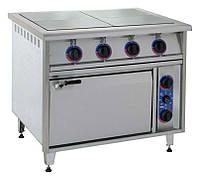 Плита электрическая 4-х конфорочная с духовкой ПЕД-4 (Украина)