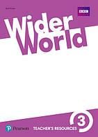 Wider World 3 Teacher's Resources