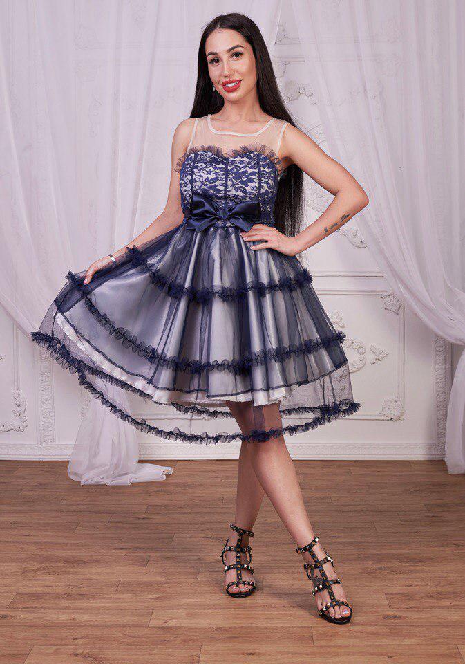 f1306259489 Платье Вечернее . (712) — в Категории