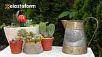 Как сделать ультрамодное кашпо из бетона для растений своими руками-наше новое видео