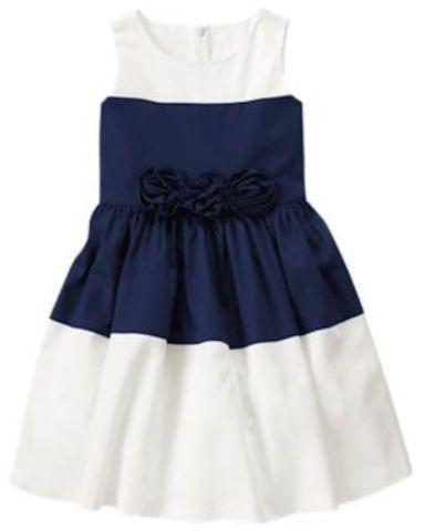 Хлопковое нарядное платье с нижними юбками (Размер 6Т) Gymboree (США)