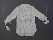 Рубашка для девочек Glo-Story, 110-160 pp. {есть:110}