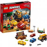 Lego 10744 Juniors Гонка Сумасшедшая восьмёрка