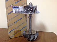 Ротор турбины 6505-61-5950 KOMATSU на двигатели Komatsu S6D140-1G