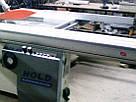 Ракройный станок Hold MJ-320 V бу для форматного распила ДСП, 2010 г.в. + аспирация на 2 фильтра., фото 2