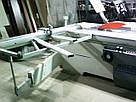 Ракройный станок Hold MJ-320 V бу для форматного распила ДСП, 2010 г.в. + аспирация на 2 фильтра., фото 3