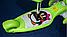Детский самокат беговел 3 в 1 02B. Салатовый, фото 3
