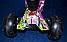 Самокат 19-1 Scooter АБСТРАКЦИЯ, фото 3