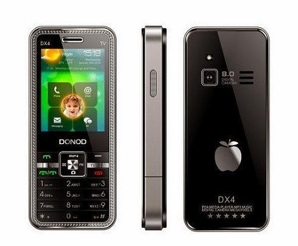 Мобильный телефон Donod Dx4