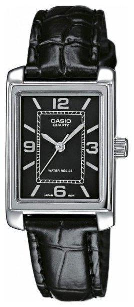 Наручные женские часы Casio LTP-1234PL-1AEF оригинал