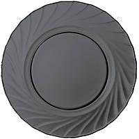 Тарелка обеденная Luminarc Trianon Graphite N5754 (25 см)