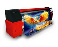 Печать на баннерной ткани Frontlit (литая), 440 г/кв.м, 720 dpi (Обрезка: Нет - отгрузка в рулоне; )