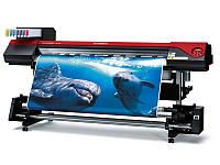 Печать на баннерной ткани Frontlit (ламинированная), 440 г/кв.м, 1440+ dpi (Обрезка: Нет - отгрузка в рулоне; )