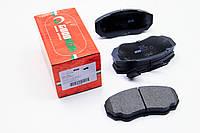 Колодки задние тип Brembo 02- FIAT Scudo/Jumpy/Expert 96-07 не ориг 4252.42