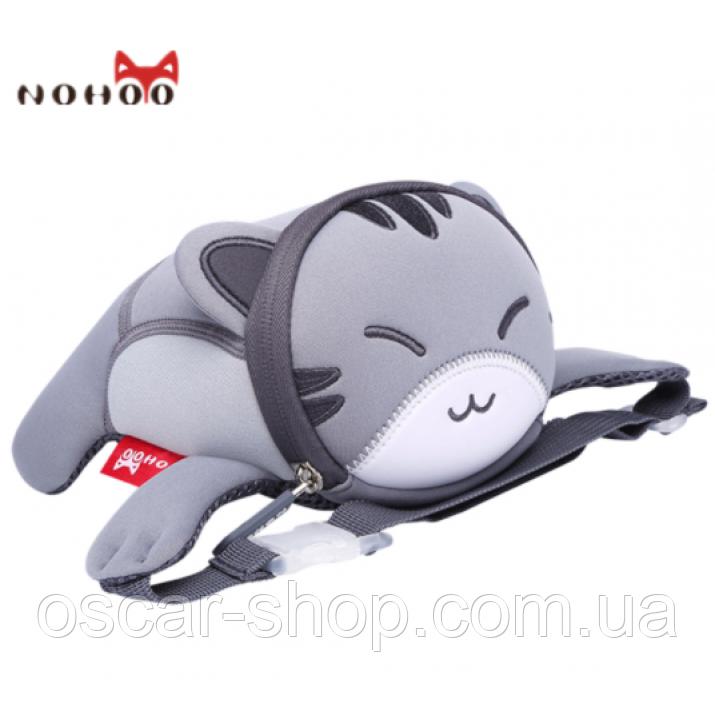 4586822cd56f Сумка на пояс Серый котик 3D / Сумка детская / Сумочка для детей / Сумка для